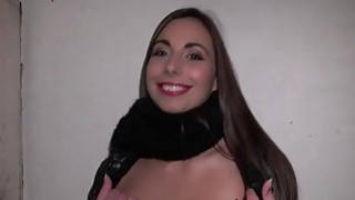 Czech babe gets her twat nailed in_exchange image