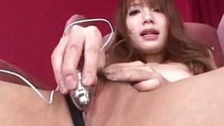 Image: Ayaka Fujikita amazing solo masturbation cam show