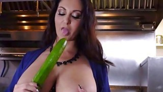 Image: Slutty Ava Addams fucked in the pantry