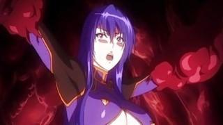 Caught hentai babe image
