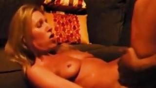 Image: Classy fit milf fucking a big black cock