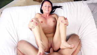 Image: Fresh-faced girl Stella Stone gets pounded by Jmac