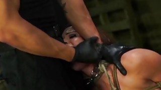 Super atractive Kylie Rogue moans while being molested hard image