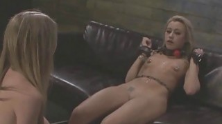 Teen Abused In_Strapon BDSM image