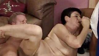 hot cum over moms face image