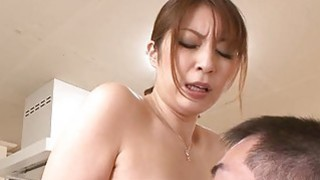 Oriental stimulates her cunt with a_meaty toy image