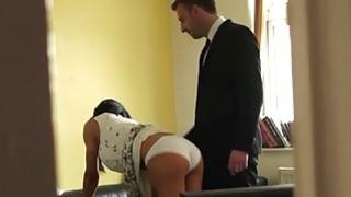 Sexy MILF Skyler gets blackmailed into_having sex image
