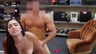 Lesbian big tit fondling So I offered her some_cash for_a quick image