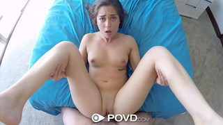 POV sex with an innocent girl image