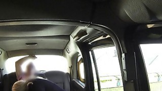 Rimjob and blowjob in fake_taxi image