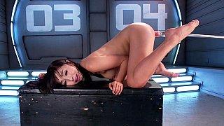 Private bokep indo semok - Adventurous females fucked hard with sex machine image
