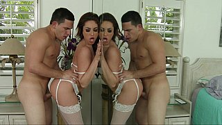 Group sex with amazing nude girls party sex image