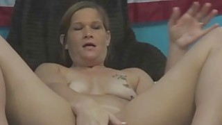 American Milf Knows How To DP Deepthroat And Fist image