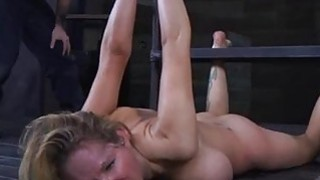 Hard_teasing_for_beautys_nipples_shaved_wet_crack image