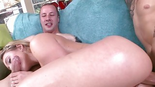 AJ Applegate pussy and asshole screwed image