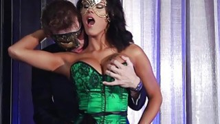 Hot Peta is fucked by_a complete stranger while wearing a mask image