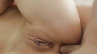 Parvin in dick in her ass makes her happy image