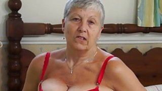 EuropeMature Granny Savana have to do it herself image
