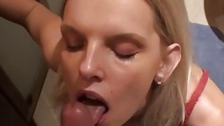 Image: Sexy blondie tries anal sex at drunk party xxx