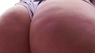 Beautiful juicy ass busty Valentina Nappi butthole fuck image