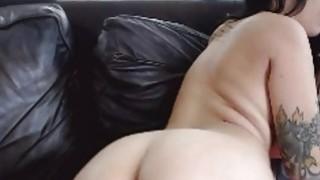 Big Ass And Sexy Tatoo Girl Get Mastubation Using Dildo - more on hotgirlxcams com image