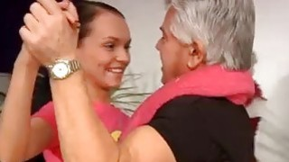 Charlotte vale anal Clair is having dance lessons from Dance_teacher image
