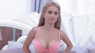 Image: Lovely Chick with Pink Pussy Masturbate
