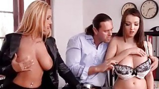 Big titty euro girls fucked in hardcore action image