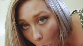 Parting Gift Starting with a Wet Luscious Blowjob image