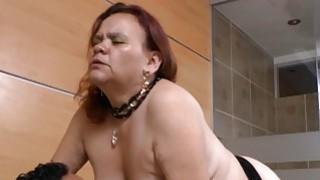 AGEDLOVE_BBW_granny_Gloria_showing_her_cunt image