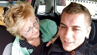 Czech Mature Blonde Hungry_for Taxi Drivers Cock image
