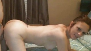 Lonely Babe Gets Fucked From Behind image