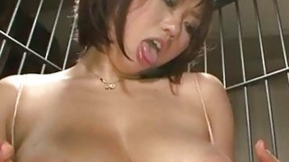 Toy porn in jail for big tits Neiro image