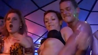 Uncensored fuckfest party with guys_and babes image