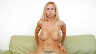 Mom gets her pussy destroyed with massive rod image