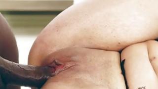 Penelope Cum Loves to Choke On Big_Black Dick image
