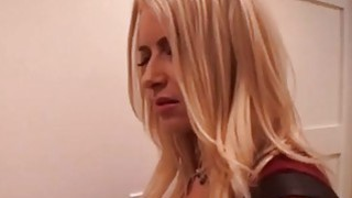 Image: Sexy blonde bitches Anikka Albrite and Madelyn Monroe in a hot threesome
