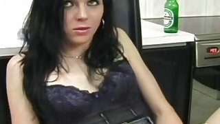 Two nasty babes_masturbate in their homes and get filmed by spy_cam image