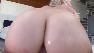 Pornstar bonks like a real doxy in the pov clip image