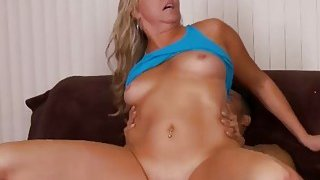 Image: Hottie Angela Harley Takes Cock Doggystyle