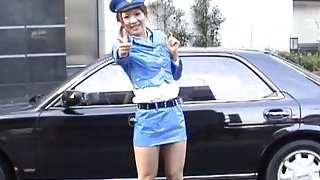 Subtitles Japanese public nudity_miniskirt police image