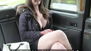 Big tits and perfect ass Tasha_hammered hard by fake driver image