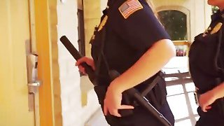 Busty All Natural MILF Cops Arrested And Fucked a Latin Guy image