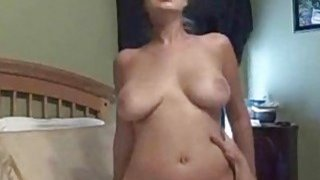 Amateur Babe_With Glasses Cowgirl  Sex image