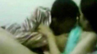 Image: Arab Gf Takes_Cock In Juicy Pussy In Bedroom