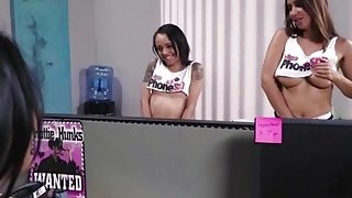 1 800 Phone Sex Line 1 with Amia Miley image