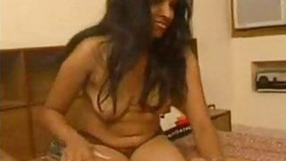 Kinky Bangladeshi couple_make a sex video_in their bed image