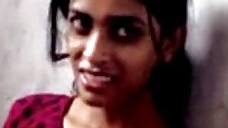 verging bangladesh: Skinny slut from bangladesh and horny dude fuck on sofa image