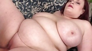 Image: Big Tit Fat Girl Asstyn_Martin Masturbates Then Gets Fucked