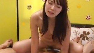 JAV star Mana Makihara_gangbang sex party Subtitle image